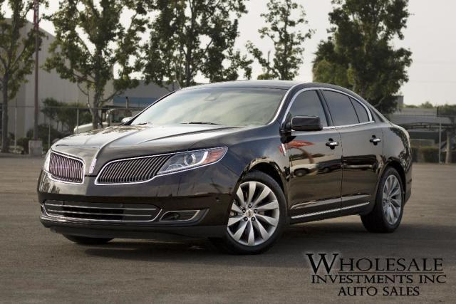 used 2014 Lincoln MKS car, priced at $18,500