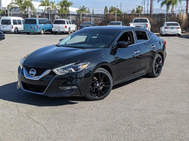 used 2017 Nissan Maxima car, priced at $19,000