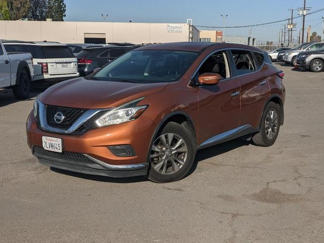 used 2015 Nissan Murano car, priced at $12,900