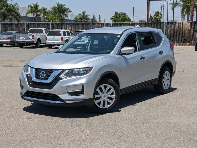 used 2017 Nissan Rogue car, priced at $19,500