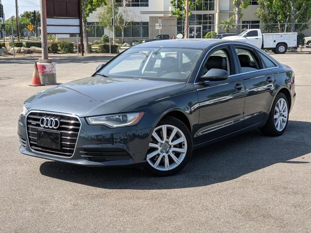 used 2014 Audi A6 car, priced at $18,500