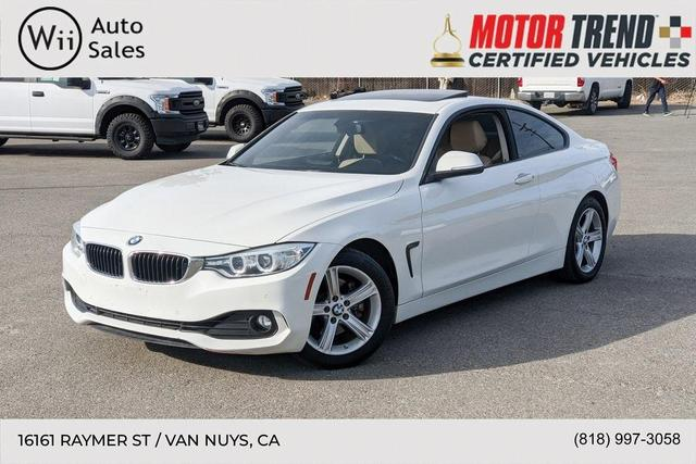 used 2015 BMW 428 car, priced at $18,500