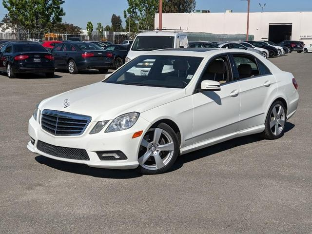 used 2011 Mercedes-Benz E-Class car, priced at $15,900