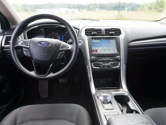 used 2018 Ford Fusion Hybrid car, priced at $19,539