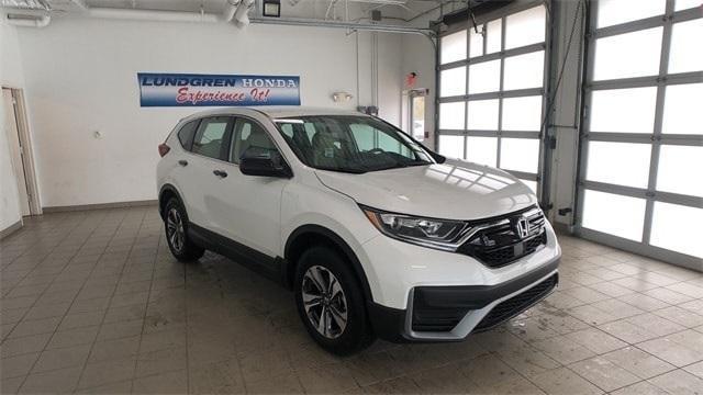 new 2021 Honda CR-V car, priced at $28,420