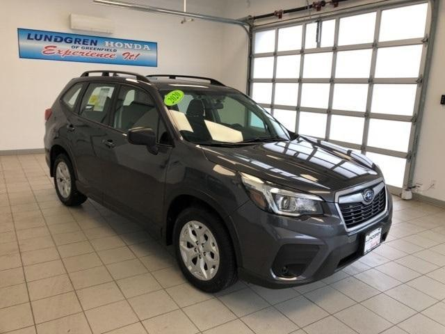 used 2020 Subaru Forester car, priced at $21,981