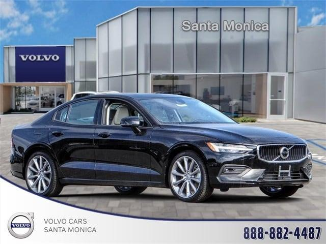 new 2021 Volvo S60 car, priced at $42,805