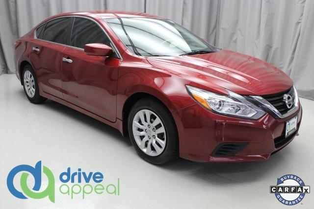 used 2017 Nissan Altima car, priced at $17,500