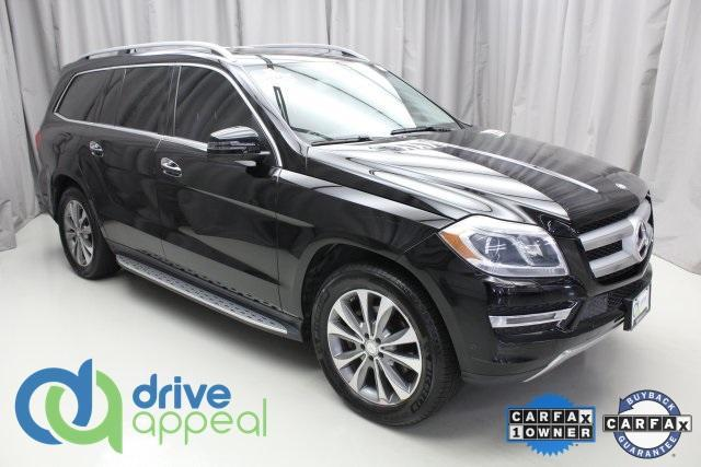 used 2014 Mercedes-Benz GL-Class car, priced at $25,900