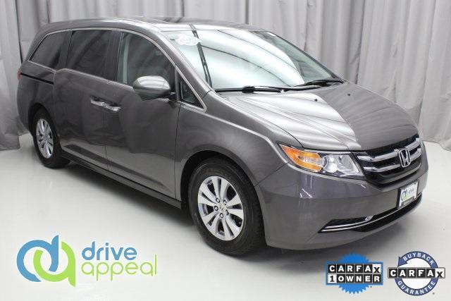 used 2015 Honda Odyssey car, priced at $20,990