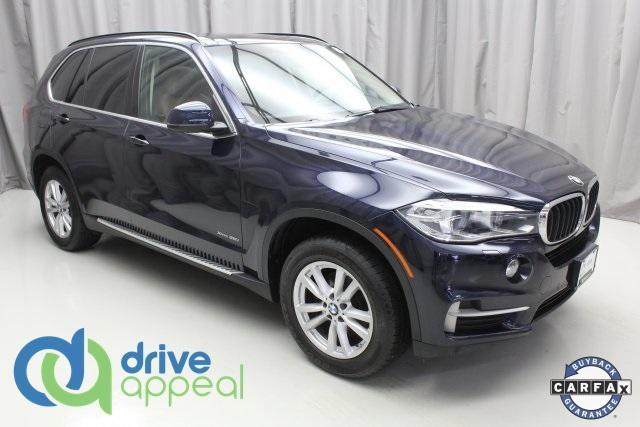 used 2014 BMW X5 car, priced at $20,900