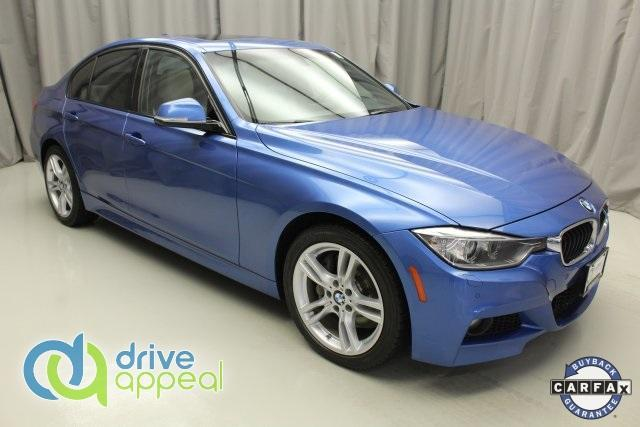 used 2015 BMW 328 car, priced at $18,990