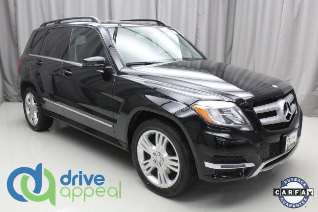 used 2014 Mercedes-Benz GLK-Class car, priced at $18,990