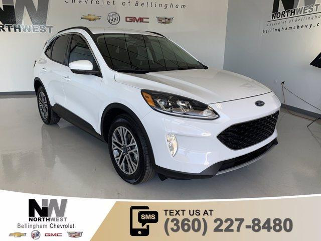 used 2020 Ford Escape car, priced at $27,749