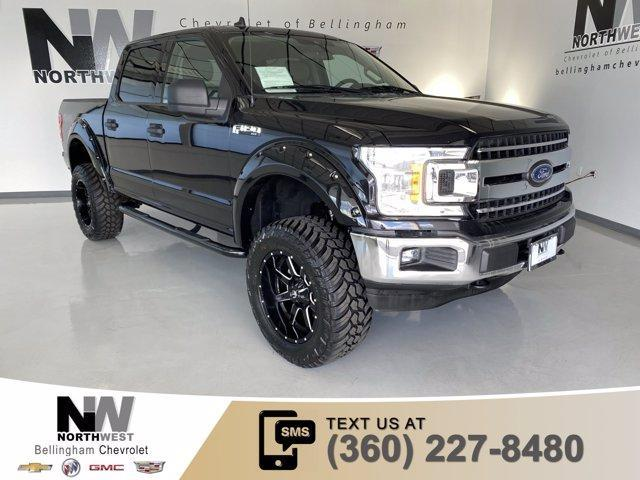 used 2020 Ford F-150 car, priced at $46,249