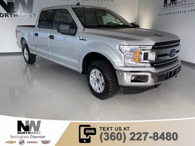 used 2019 Ford F-150 car, priced at $39,899