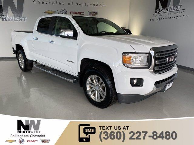 used 2015 GMC Canyon car, priced at $28,499