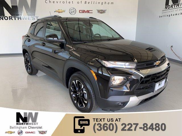 new 2021 Chevrolet TrailBlazer car, priced at $26,277