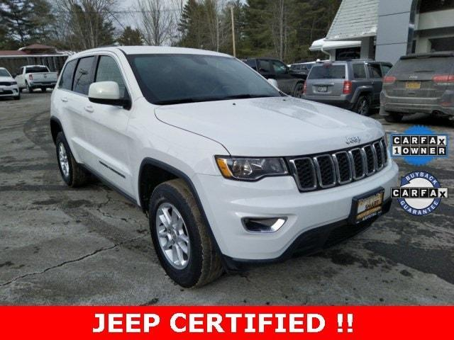 used 2018 Jeep Grand Cherokee car, priced at $24,899
