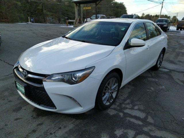 used 2017 Toyota Camry car, priced at $16,599