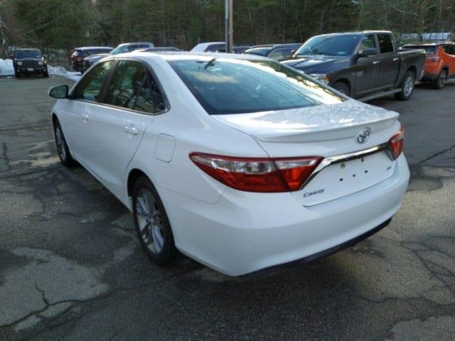used 2017 Toyota Camry car, priced at $18,499