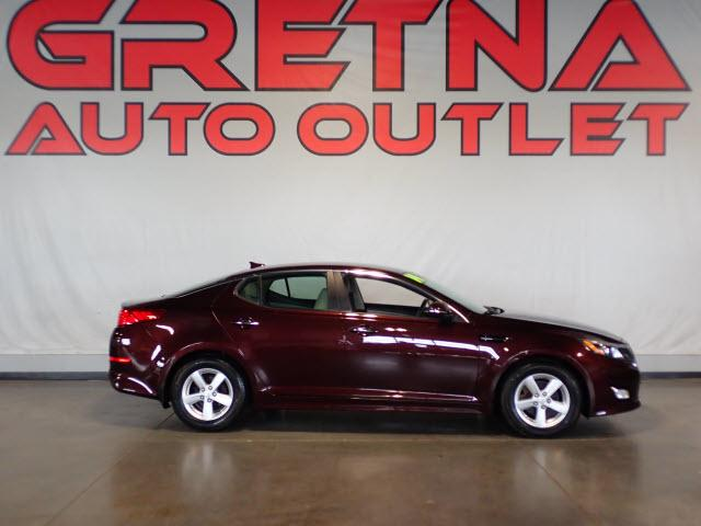 used 2014 Kia Optima car, priced at $13,988