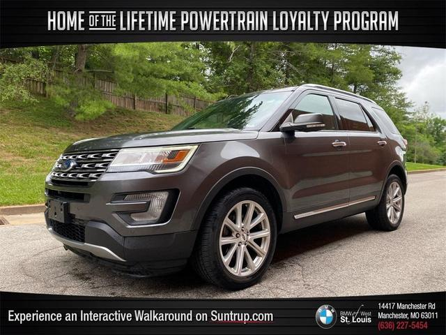 used 2016 Ford Explorer car, priced at $21,777