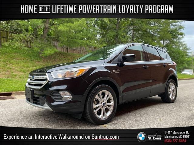 used 2019 Ford Escape car, priced at $20,857