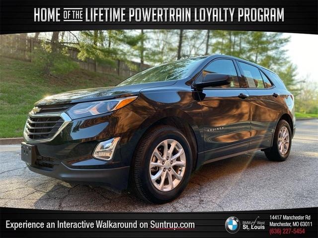 used 2018 Chevrolet Equinox car, priced at $16,977