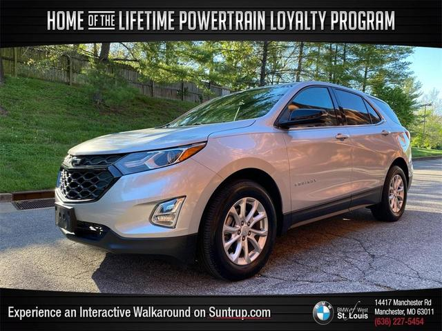 used 2019 Chevrolet Equinox car, priced at $20,997