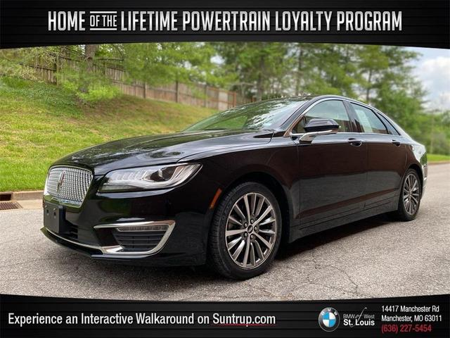 used 2017 Lincoln MKZ Hybrid car, priced at $23,585