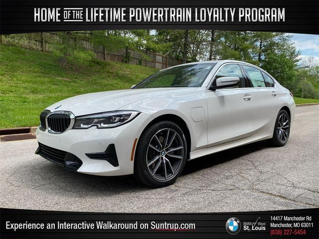 new 2021 BMW 330e car, priced at $50,185