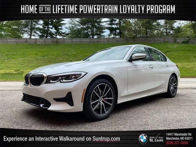 new 2021 BMW 330 car, priced at $48,135