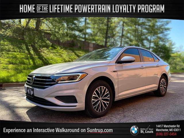 used 2019 Volkswagen Jetta car, priced at $22,599
