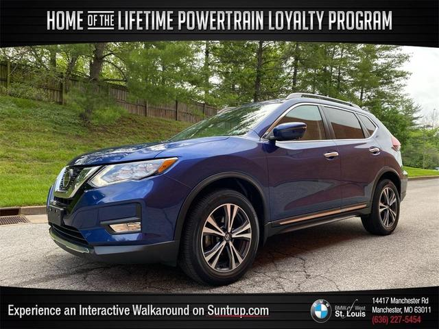 used 2018 Nissan Rogue car, priced at $24,667