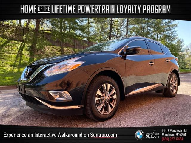 used 2016 Nissan Murano car, priced at $18,998