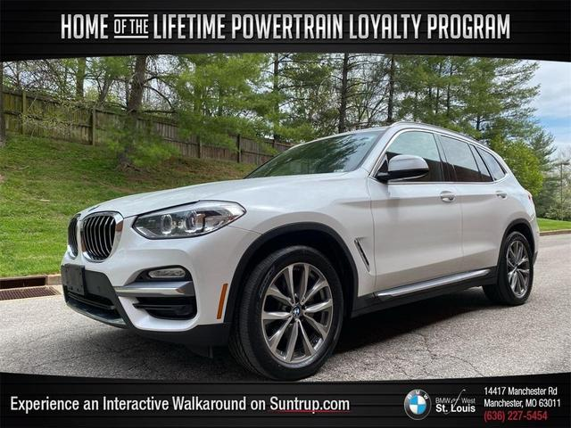 used 2019 BMW X3 car, priced at $30,885
