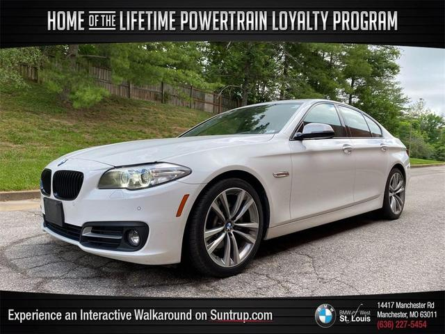 used 2016 BMW 528 car, priced at $22,889