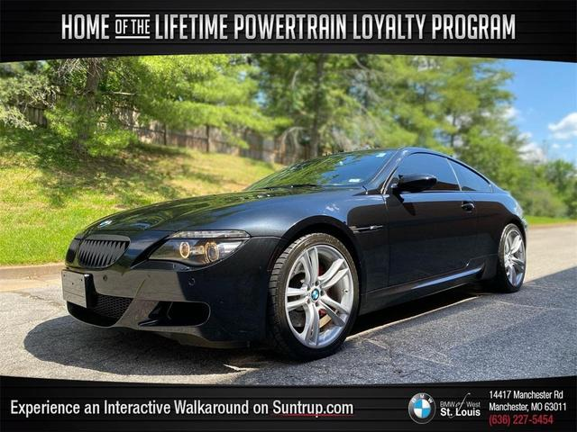 used 2008 BMW M6 car, priced at $27,565