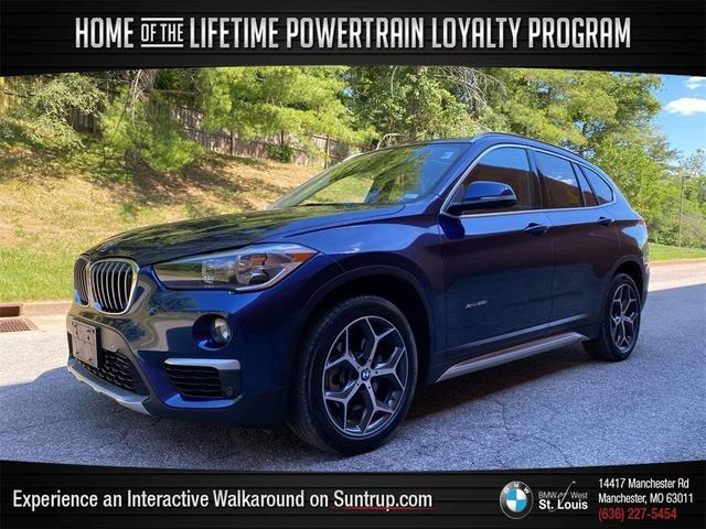 used 2018 BMW X1 car, priced at $30,778