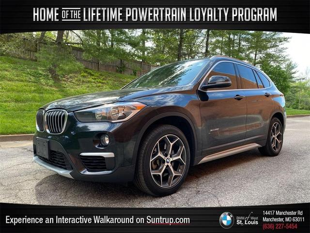 used 2018 BMW X1 car, priced at $27,525