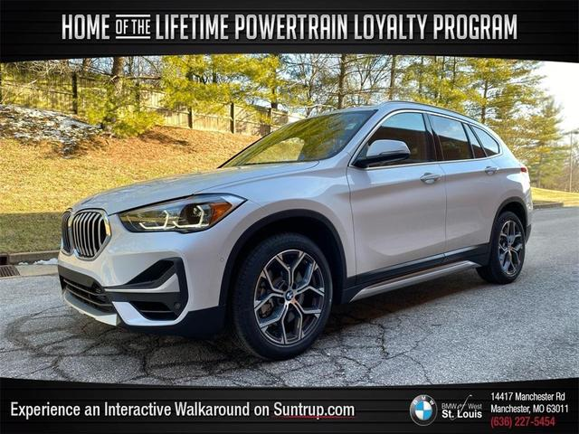 used 2021 BMW X1 car, priced at $37,300