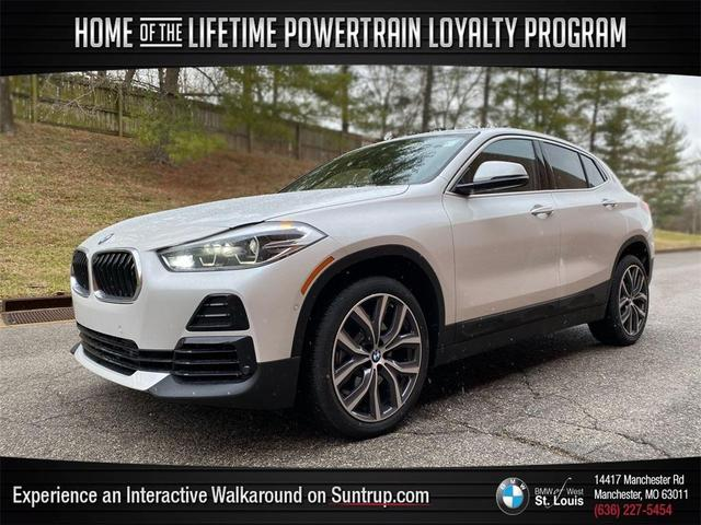 used 2021 BMW X2 car, priced at $37,995
