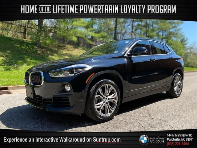 used 2018 BMW X2 car, priced at $24,776
