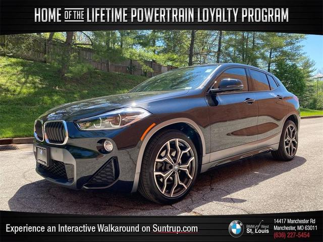 used 2018 BMW X2 car, priced at $31,329