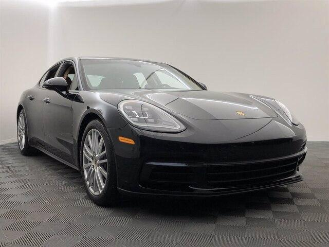 used 2020 Porsche Panamera car, priced at $94,900