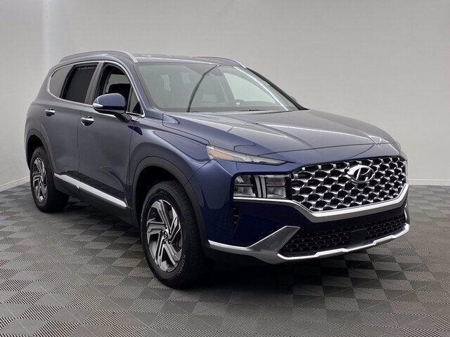 new 2021 Hyundai Santa Fe car, priced at $33,265