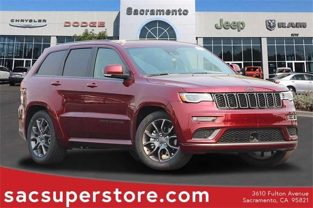 new 2020 Jeep Grand Cherokee car