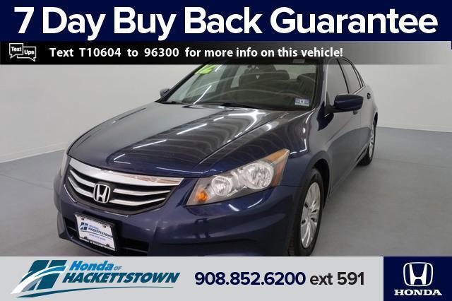 used 2012 Honda Accord car, priced at $8,995