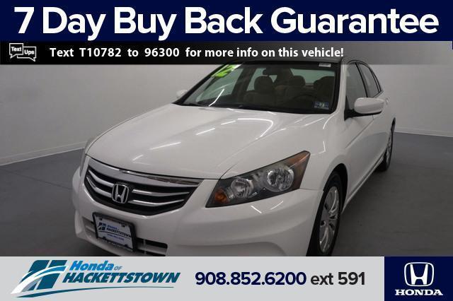 used 2012 Honda Accord car, priced at $7,995